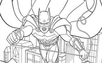 Superhéroes Archivos Dibujos Para Colorear