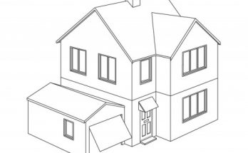 Habitaciones Archivos Dibujos Para Colorear