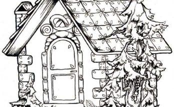 Puerta De Madera Archivos Dibujos Para Colorear