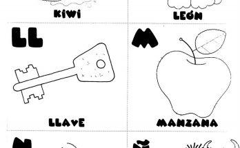 Letra N Archivos Dibujos Para Colorear