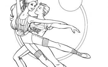 Dibujos De Baile Archivos Dibujos Para Colorear