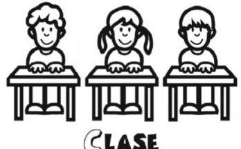 Niños Felices En El Colegio Archivos Dibujos Para Colorear
