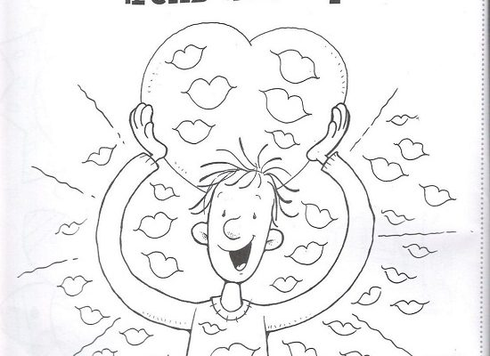 Dibujo Para felicitar el día del padre