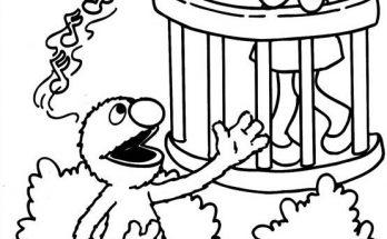 Triki El Monstruo De Las Galletas Dibujos Para Colorear