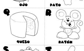 Letra S Archivos Dibujos Para Colorear