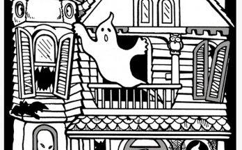 Dibujo Dibujos de Halloween