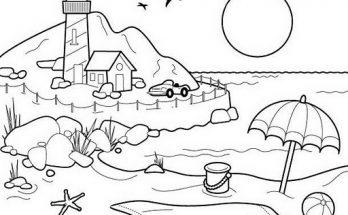Mar Para Colorear Archivos Dibujos Para Colorear