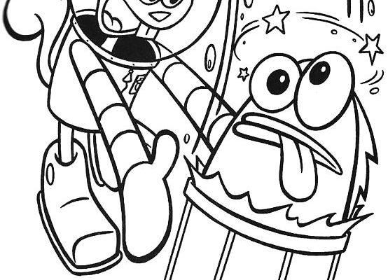 Personajes De Bob Esponja Dibujos Para Colorear