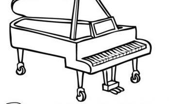 Dibujos De Música Dibujos Para Colorear