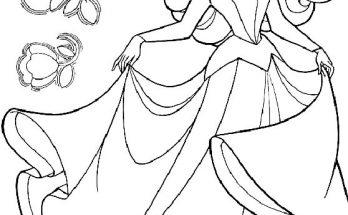 Princesas De Cuento Para Colorear Archivos Dibujos Para