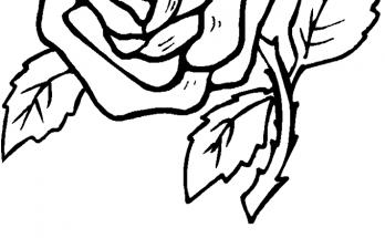 Dibujo Una flor para mamá