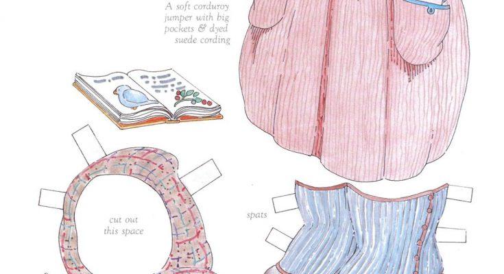 Vestidos Para La Escuela Para Fanny Louise Dibujos Para